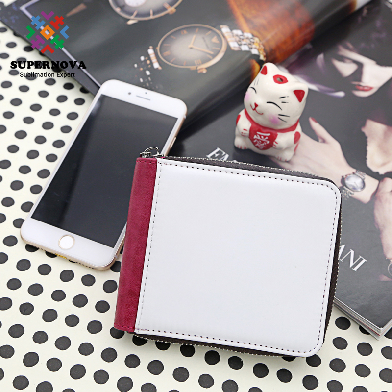 Custom Wallet, Sublimation Wallets, Design Your Own Coin Purse