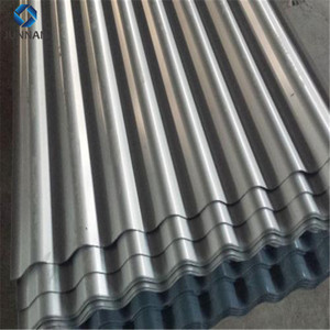 0.14mm Steel Coil Material Galvanized Corrugated Steel Roofing Sheet