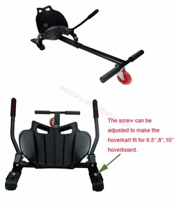 Cheapest all kinds of high quality hoverkart for electric scooter hover kart for hoverboard