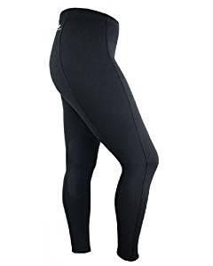 Irideon Ladies Wind Pro Knee Patch Riding Breeches Black Large by Irideon