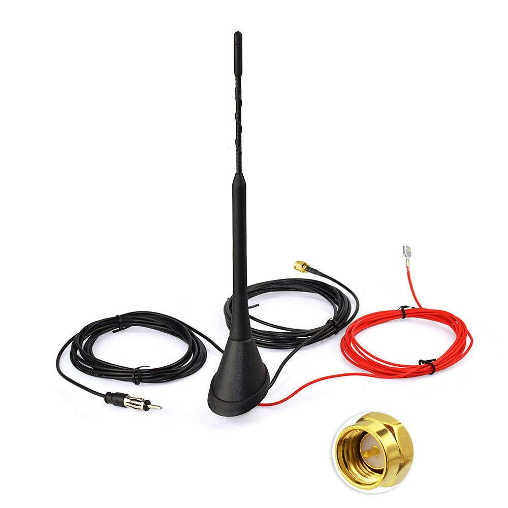 Power Supply For The Fm Antenna Amplifier Cheap Radio Aerial Find Deals On Get Quotations Fidgetfidget Dab Am Car With Roof Mount Active Sma