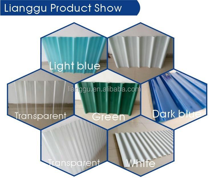 Wholesale Greenhouse Corrugated Frp Skylight Roof Panel