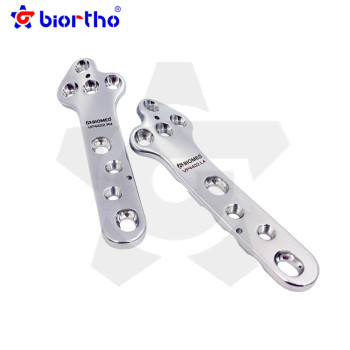tplo locking plate 2.0/2.4/2.7/3.5mm Veterinary Orthopedic Implants TTA