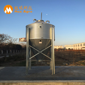 Small Size Feed Silos Hopper Bottoms Galvanized Feed Bins - Buy Galvanized  Feed Bins,Feed Silo,10 Ton Silo Product on Alibaba com