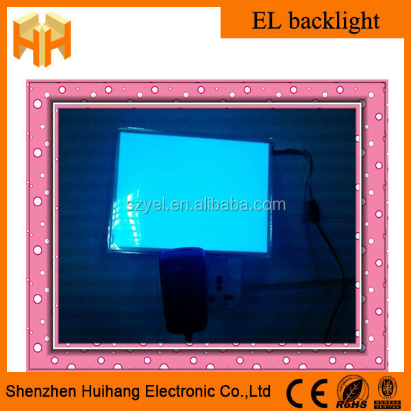 EL backlight / el product / el sheets/display