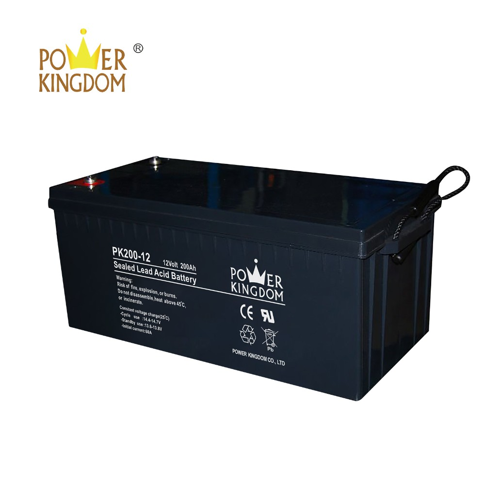 New pwc gel battery inquire now solar and wind power system-2