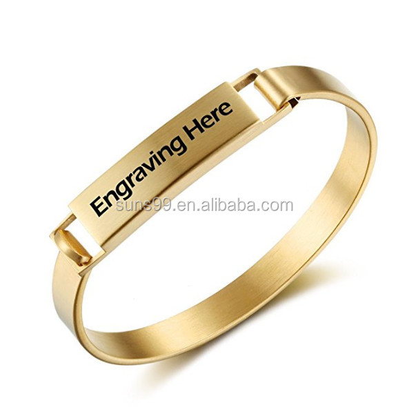 Personalized Engraved Stainless Steel