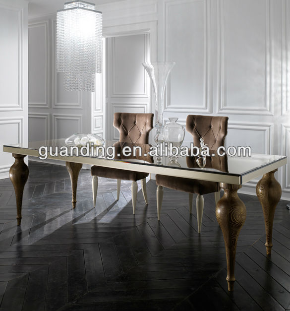 Smoked Glass Dining Table Buy Living Room Cabinet Home Furniture The Mirror Furniture Factory Product On Alibaba Com