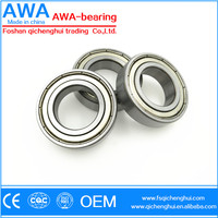 6203 Single Row Sealed Taper Roller Ball Skate Bearing