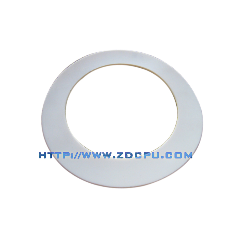 Hot sale injection hdpe pvc PTFE shim gasket