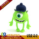 Popular Cartoon monster 1GB USB Pendrive Download For Kids Gift Customized