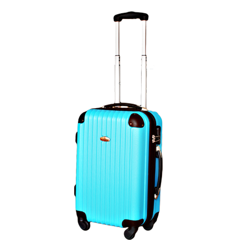 2016 hot sell travel business abs luggage bags cases