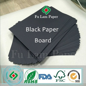 Gsm Rolling Black Kraft Paper Manufacture Customized Black Paper - Buy Gsm  Rolling Black Kraft Paper Manufacture Customized Black Paper,Black Paper