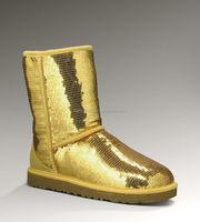 Wholesale australia top quality women sheepskin snow boots