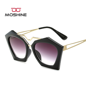 MS-587 Injection molded sunglasses popular personalized sun glasses brand your own