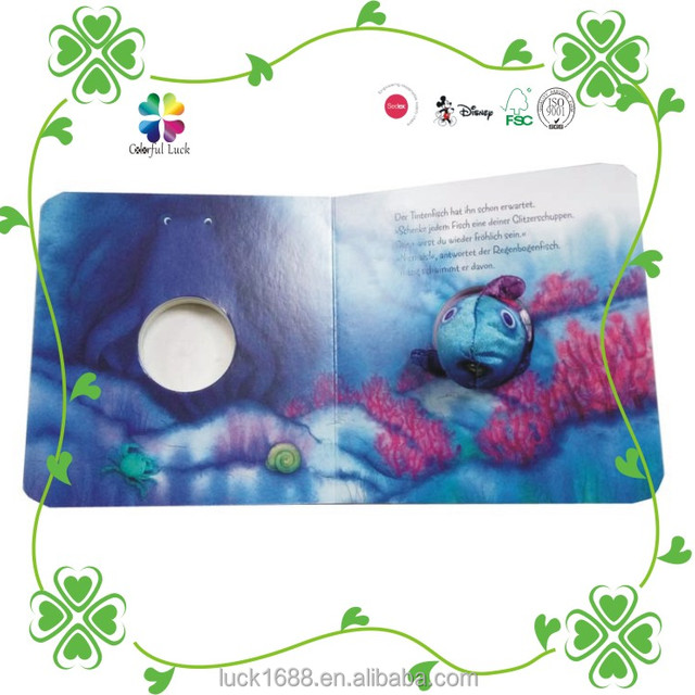 rainbow fish book-Source quality rainbow fish book from Global ...