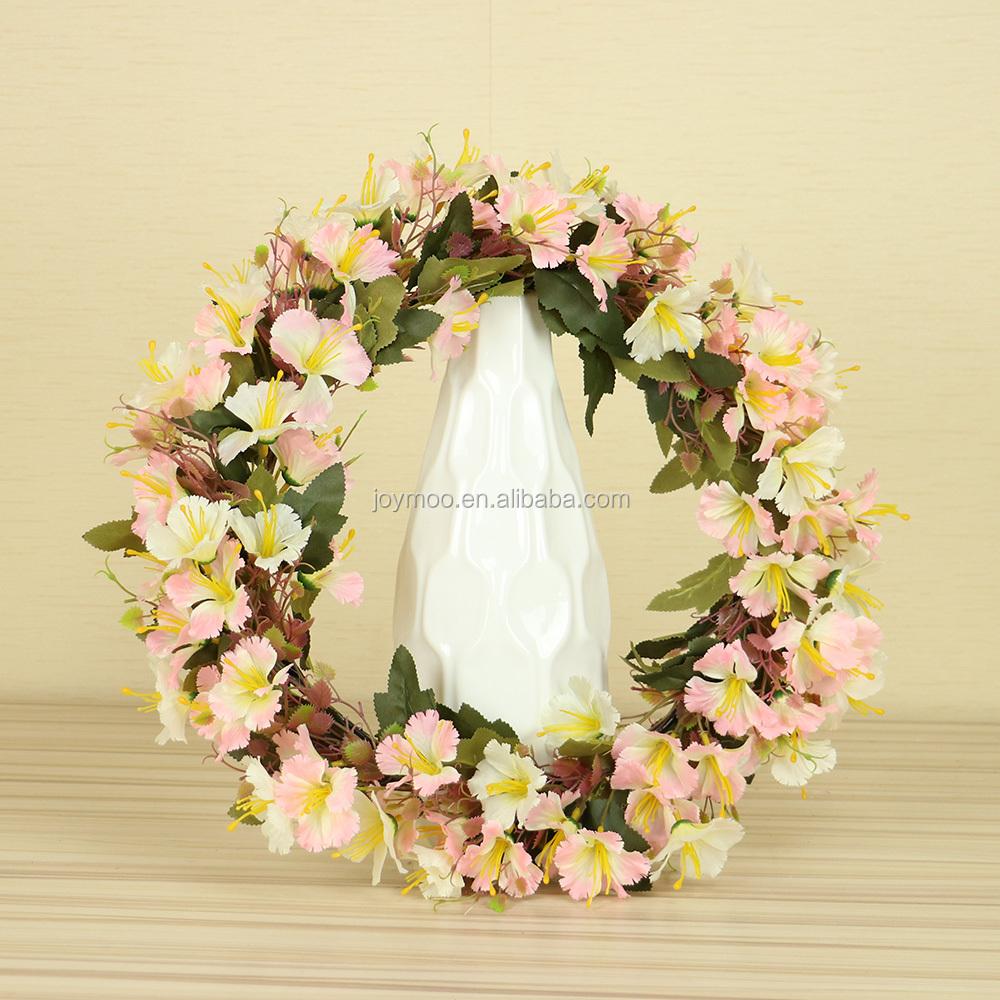 Silk Flower Wreath Silk Flower Wreath Suppliers And Manufacturers