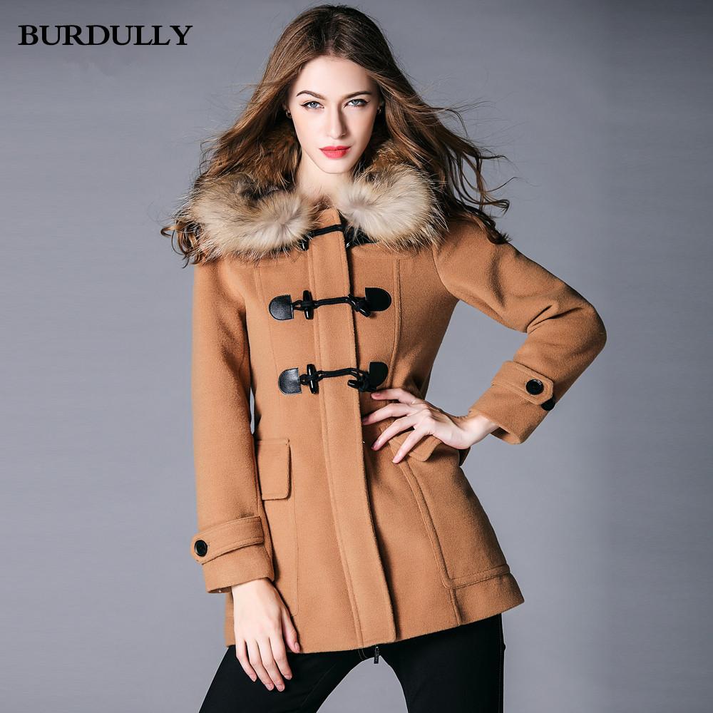 manteau femme 2015 nouveau mode hiver chaud femmes capuche. Black Bedroom Furniture Sets. Home Design Ideas