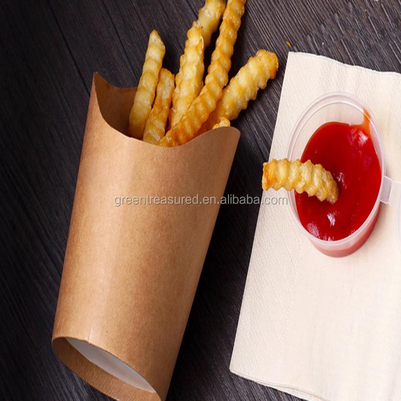 Kraft Kertas Kotak Hadiah Miring Mulut Sekali Pakai Kertas Cangkir Camilan Goreng Ayam Chicken Rice Cup Buy Mengambil Kotak Makanan Murah Cangkir Kertas Ayam Goreng Kotak Product On Alibaba Com