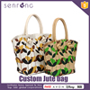 Jute Bags Manufacturers In Karachi Round Bottom Jute Bag