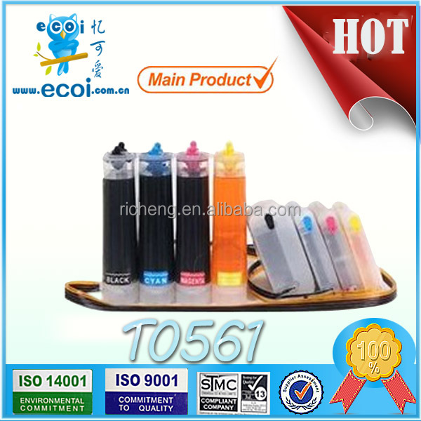 ink cartridge refill kit for t0561&T0562&T0563&T0564 for printer RX430