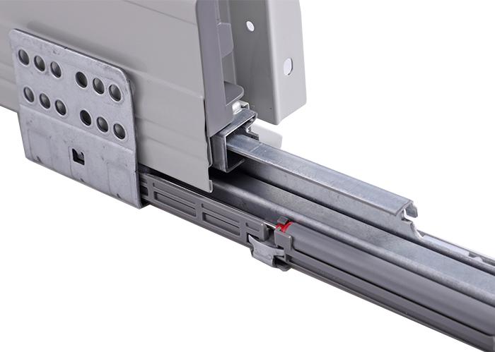 tandem box drawer slides