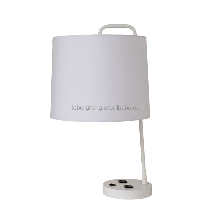 Table lamp with power outlet table lamp with power outlet table lamp with power outlet table lamp with power outlet suppliers and manufacturers at alibaba geotapseo Choice Image