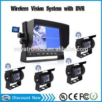 Bluetooth Parking Meter Car rear view camera