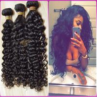 virign human hair package oem accept paypal mona hair good feedback European curly exteinson good quality hair