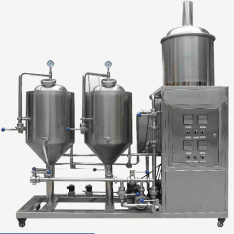 Мини пивоварня на 100 литров цена пивное оборудование для домашней пивоварни