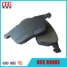 D827 Car Brake Pad for MITSUBISHI VOLVO