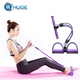 Hand Foot Pedal Exerciser Pull Rope/Resistance Tubes/Pedal Resistance Band