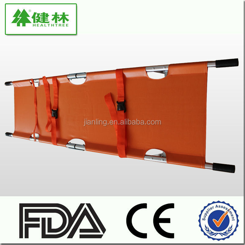 light weight aluminum stretcher canvas stretcher bars carpet stretcher first aid emergency stretcher