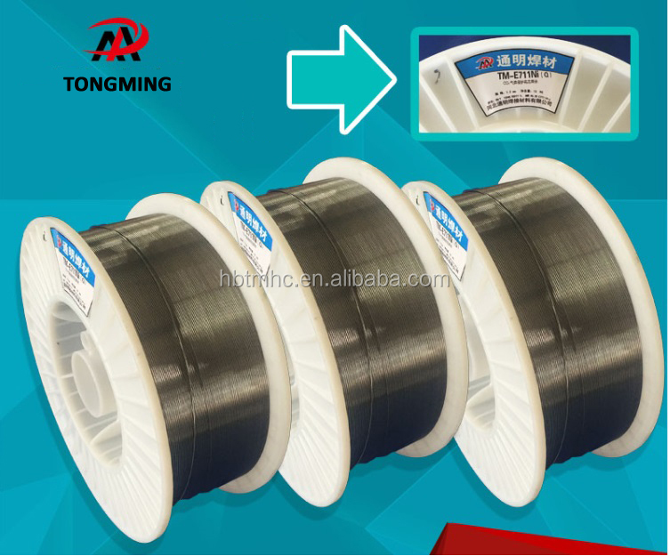 AWS A5.20 E71T-1C-J, E71T-1 Flux cored welding wire, CO2 gas shielding for shipbuilding