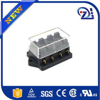 automotive car fused junction box buy fuse box fuse block fuse rh alibaba com fuse junction box replacement toyota corolla fused trailer junction box