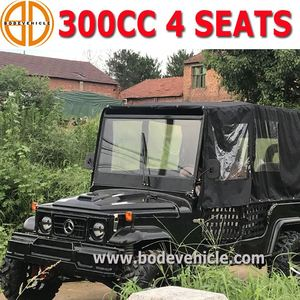 Factory Direct Odes 4x4 Diesel Utv
