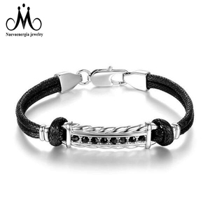 High Quality Rubber Bangle Charm Silicone Bracelets