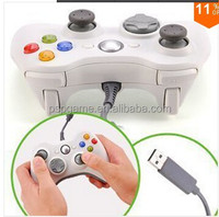 Factory price wired game controller for xbox 360