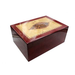 Customization Handmade High-Light Cohiba Cigar Box,Plain Cigar Box,Oak Cigar Box