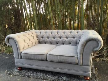 Elegant luxurious classical fabric sofa singapore living room ...