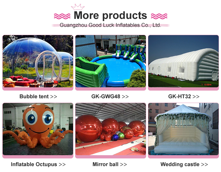 GuangZhou Factory wholesale outdoor promotion big pink panther cartoon inflatable advertising Panther for parade