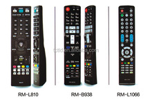 TV and sat remote controller remote control for European market