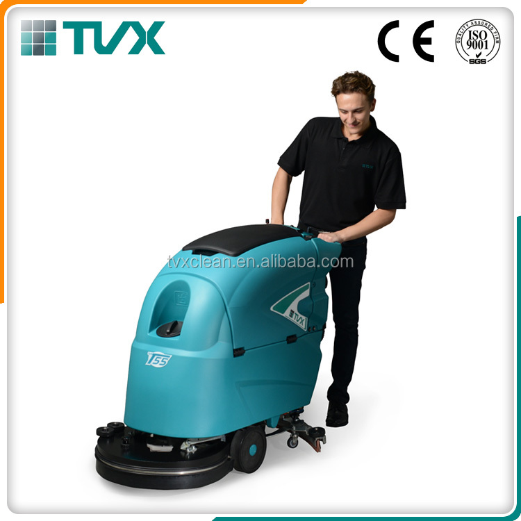 2017 new technology marble, tile, used street sweep floor machine with ETL