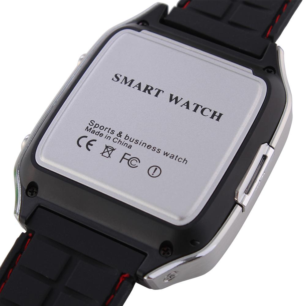 Bluetooth смарт часы Otium передач нео Smartwatch 1.65 дюймов 320 * 240 MTK6260A датчик силы тяжести