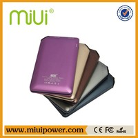 Oem factory Shenzhen Consumer Electronics Product 8000mah Emergency Fancy Power Bank for Mobile phone