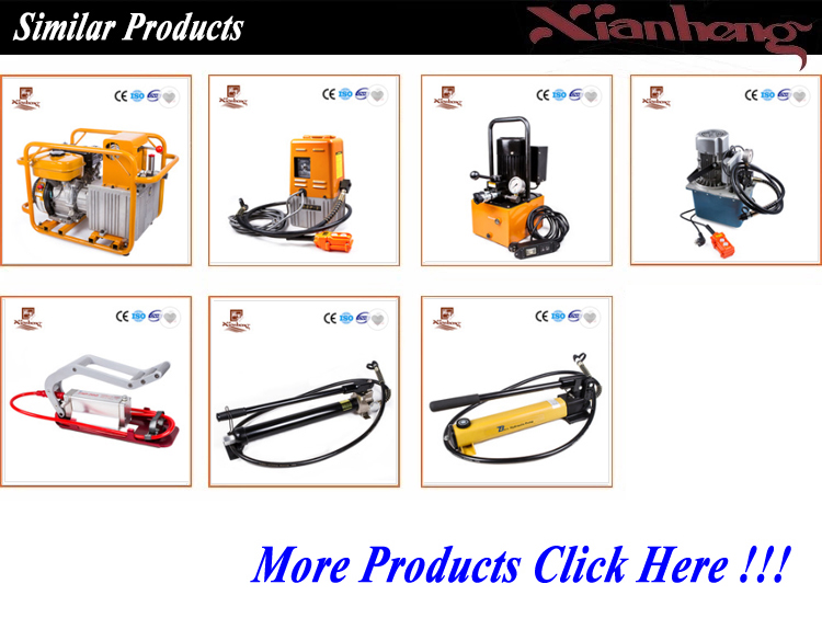 Sing Acting Hydraulic Pump with FHP-700, hydraulic Foot&hand pump