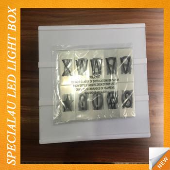 Magnetic Lightbox Battery Operated Light Box Ed Led Splb 006