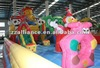 happy camp jumer game 15x8x5.6m inflatable renting