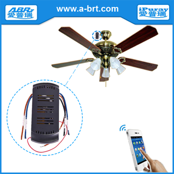 Smartphone Control Wifi Ceiling Fan Remote