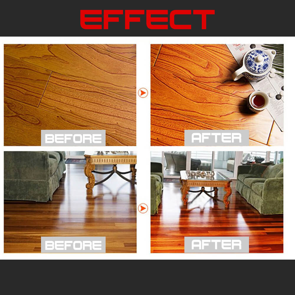 New environmental formula non toxic non silicone easy polishing matte wood polish furniture spray